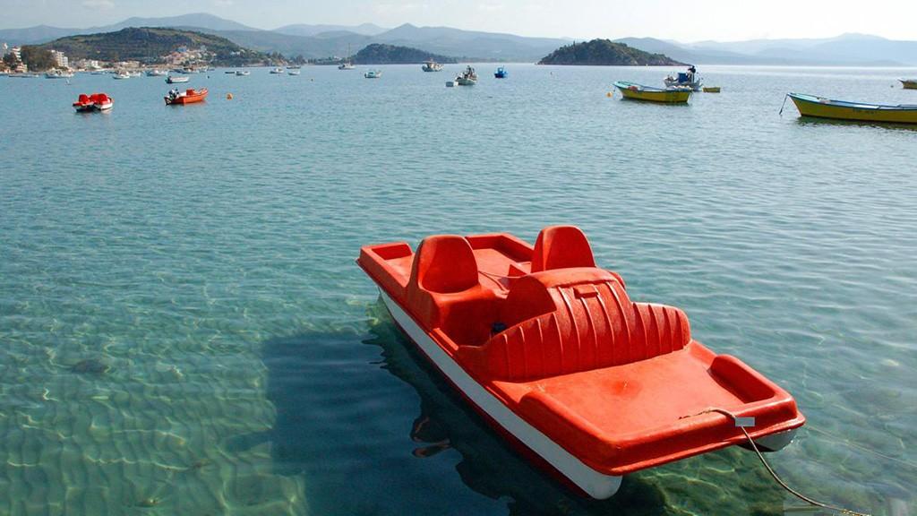 tolo greece activities