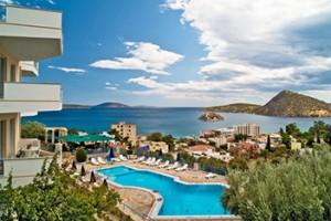 panorama hotel - ξενοδοχεια τολο