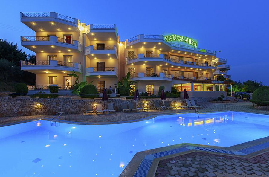 τολο ξενοδοχεια - Panorama hotel